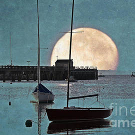 Rene Crystal - The Moon...the Boats And The Bay