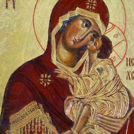 Dragica  Micki Fortuna - The Mother Of God -The Don Icon