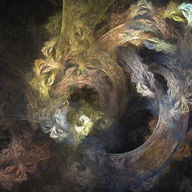 Sipo Liimatainen - The mystical garden - Surrealism