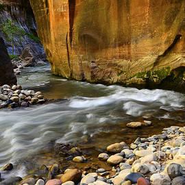 Bob Christopher - The Narrows Virgin River Zion 1