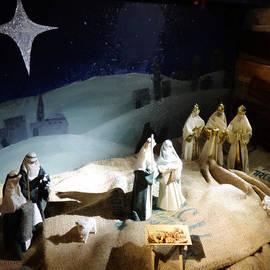 Steve Taylor - The Nativity Scene