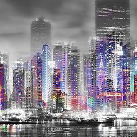 Neil Hemsley - The Night City