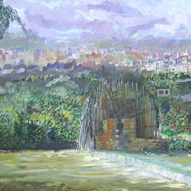Layla Munla - The Noria of Hama