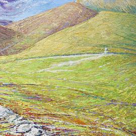 Alexander Bukreev - The North peak of Wutaishan