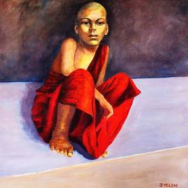 Dagmar Helbig - Little Buddha