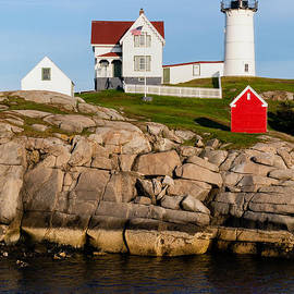 Dawna  Moore Photography - The Nubble York Maine