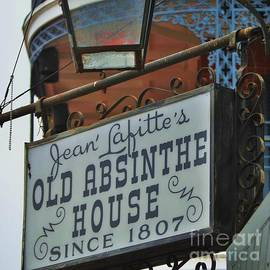 Marcus Dagan - The Old Absinthe House New Orleans