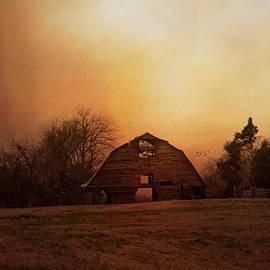Jai Johnson - The Old Barn On A Fall Evening