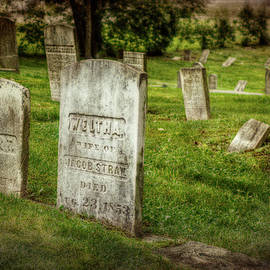 Joan Carroll - The Old Burial Ground
