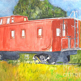 Sandy McIntire - The Old Caboose