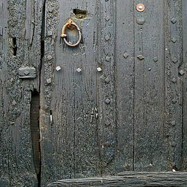 France  Art - The Old Door