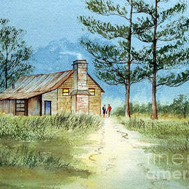 Bill Holkham - The Old Homestead