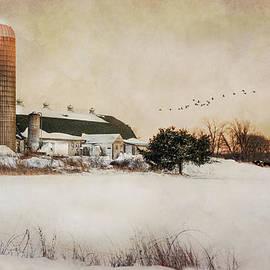 Robin-lee Vieira - The Old Milk Barn