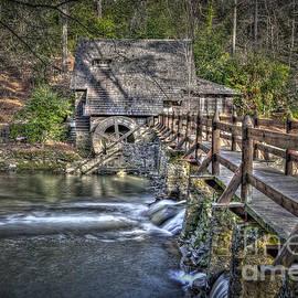 Ken Johnson - The Old Mill #1