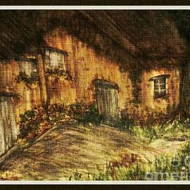 Cindy McClung - The Old Thatched Cottage