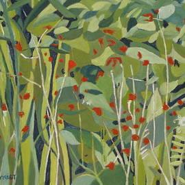 Francois Fournier - The Orange Flowers