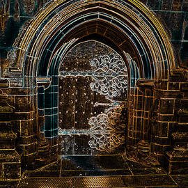 Martin Wall - The Ornate Door