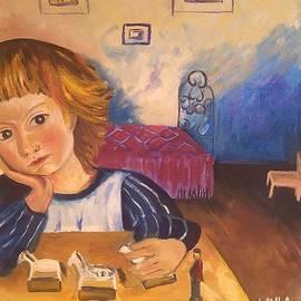 Layla Munla - The orphan Boy