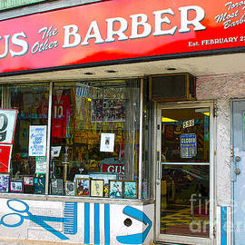 Nina Silver - The Other Barber Shop