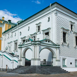 Alexander Senin - The Palace Of The Facets Of Moscow Kremlin