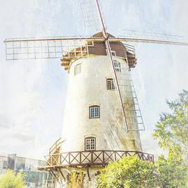 Elaine Teague - The Penny Royal Windmill
