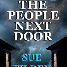 Mike Nellums - The People Next Door faux book cover