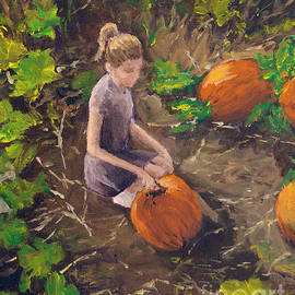 Cindy Roesinger - The Perfect Pumpkin