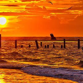 Dan Carmichael - The Perfect Sunrise - Ocracoke Outer Banks I