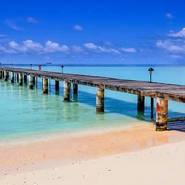 Jenny Rainbow - The Pier into the Blue Heaven