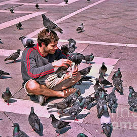 Allen Beatty - The Pigeon Whisperer