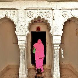 Kim Bemis - The Pink Sari
