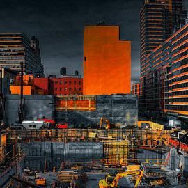 Mike  Deutsch - Alien Construction Site