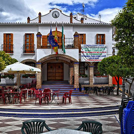 Mary Machare - The Plaza - Ardales Spain