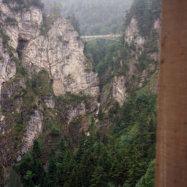 James Turnbull - The Pollat Gorge from Neuschwanstein
