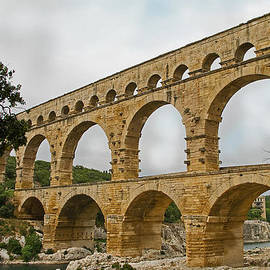 Jacqi Elmslie - The Pont du Gard