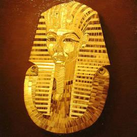 Irina Sumanenkova - The portrait of Tutankhamon.