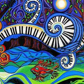 Genevieve Esson - The Power Of Music