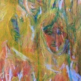 Judith Redman - The Puppets