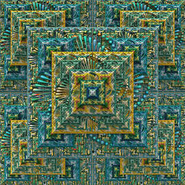 Manny Lorenzo - The Pyramid - A Fractal Artifact