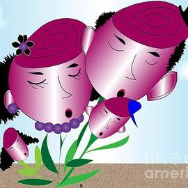 Iris Gelbart - The R. Roses