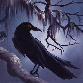 James Christopher Hill - The Raven
