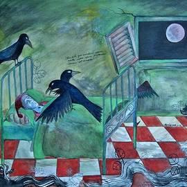 Lorenzo Muriedas - The Raven