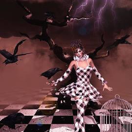 Putterhug  Studio - The Raven