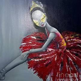 Rhonda Falls - The Red Ballerina