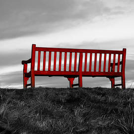 Mountain Dreams - The Red Bench