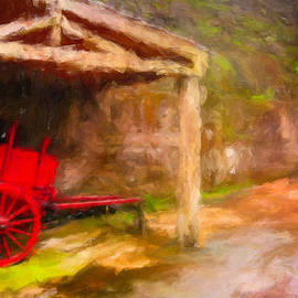 Eduardo Tavares - The Red Bullock Cart