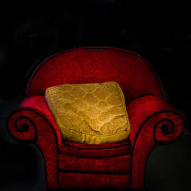 Mitch Shindelbower - The Red Chair