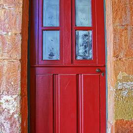 Mitch Shindelbower - The Red Door
