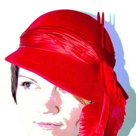 Andrea Lazar - The Red Hat II