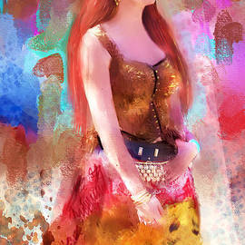 Kari Nanstad - The Red Head Girl